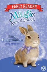Omslag - Lucy Longwhiskers: Book 1