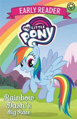 Omslag - Rainbow Dash's Big Race!: Book 3