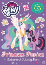 Omslag - Princess Ponies Sticker and Activity Book: Book 8