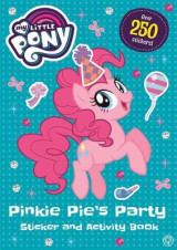 Omslag - My Little Pony: Pinkie Pie's Party Sticker and Activity Book