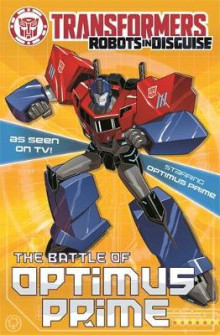 Battle of Optimus Prime: Book 4 av John Sazaklis (Heftet)