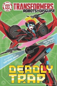 Transformers: Deadly Trap av John Sazaklis (Heftet)