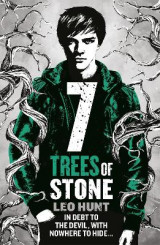 Omslag - Seven Trees of Stone: Book 3