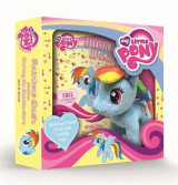 Omslag - Rainbow Dash and the Daring Do Double Dare Book and Toy Gift Set