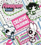 Omslag - The Powerpuff Girls: The Powerpuff Girls Creative Colouring