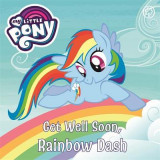 Omslag - Get Well Soon, Rainbow Dash: Book 5