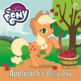 Omslag - Applejack's Busy Day: Book 1