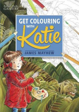 Omslag - Get Colouring with Katie