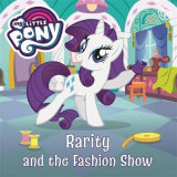 Omslag - Rarity and the Fashion Show: Book 4