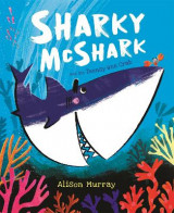 Omslag - Sharky McShark and the Teensy Wee Crab