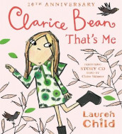 Clarice Bean, That's Me av Lauren Child (Blandet mediaprodukt)
