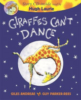 Omslag - Giraffes Can't Dance Book & CD