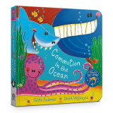 Omslag - Commotion in the Ocean Board Book