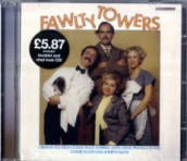 """Fawlty Towers"" av Connie Booth og John Cleese (Lydbok-CD)"
