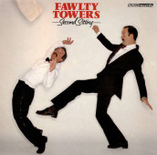Fawlty Towers av Connie Booth og John Cleese (Lydbok-CD)