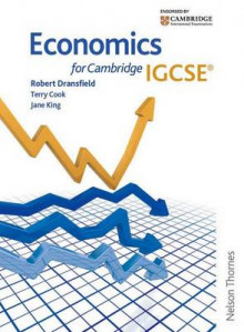 Economics for Cambridge IGCSE av David Needham og Robert Dransfield (Heftet)