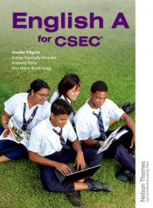 English A for CSEC av Imelda Pilgrim, Arlene Dwarika, Anthony Perry og Ann-Marie Scott-Grigg (Heftet)