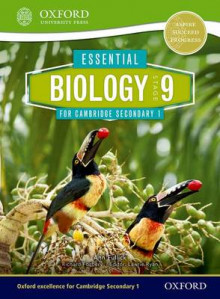 Essential Biology for Cambridge Secondary 1 Stage 9 Student Book av Richard Fosbery og Ann Fullick (Blandet mediaprodukt)