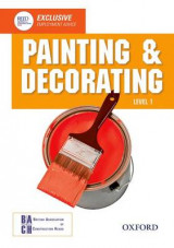 Omslag - Painting and Decorating Level 1 Diploma Student Book