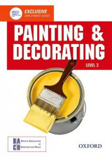Omslag - Painting and Decorating Level 3 Diploma Student Book: Level 3 diploma