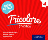 Omslag - Tricolore 5e Edition Audio CD Pack 3