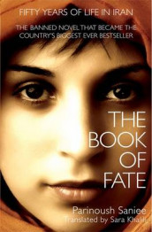The Book of Fate av Parinoush Saniee (Heftet)