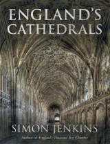 Omslag - England's cathedrals