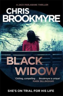 Black widow av Christopher Brookmyre (Innbundet)