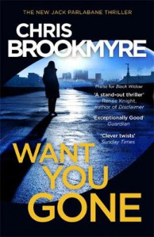 Want You Gone av Christopher Brookmyre (Heftet)