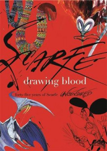 Drawing Blood av Gerald Scarfe (Innbundet)