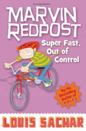 Super Fast, Out of Control! av Louis Sachar (Heftet)