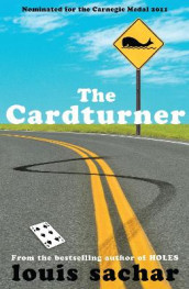 The Cardturner av Louis Sachar (Heftet)