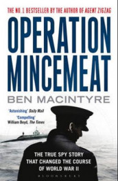 Operation Mincemeat av Ben Macintyre (Heftet)