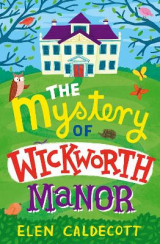 Omslag - The Mystery of Wickworth Manor