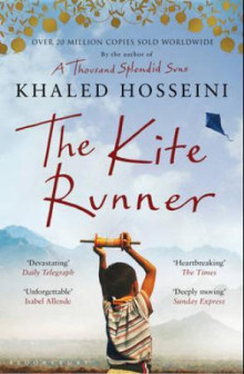 The kite runner av Khaled Hosseini (Heftet)