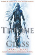 Omslag - Throne of glass