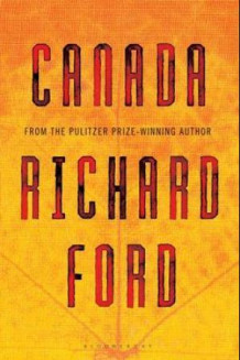 Canada av Richard Ford (Heftet)