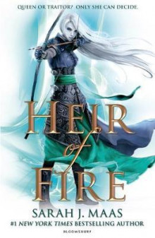 Heir of fire av Sarah J. Maas (Heftet)