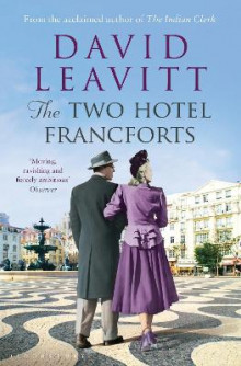 The Two Hotel Francforts av David Leavitt (Heftet)