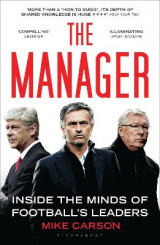 Omslag - The Manager