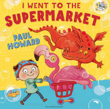 I Went to the Supermarket av Paul Howard (Innbundet)