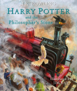 Omslag - Harry Potter and the philosopher's stone