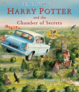 Omslag - Harry Potter and the chamber of secrets