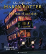 Omslag - Harry Potter and the prisoner of Azkaban