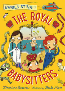 The Royal Babysitters av Clementine Beauvais (Heftet)