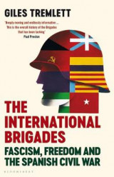 Omslag - The International Brigades
