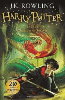 Harry Potter and the chamber of secrets av J.K. Rowling (Heftet)