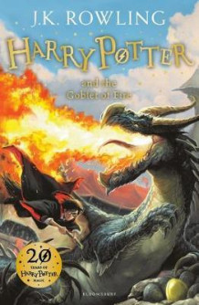 Harry Potter and the goblet of fire av J.K. Rowling (Heftet)