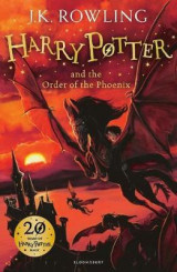 Omslag - Harry Potter and the order of the Phoenix