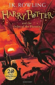 Harry Potter and the order of the Phoenix av J.K. Rowling (Heftet)